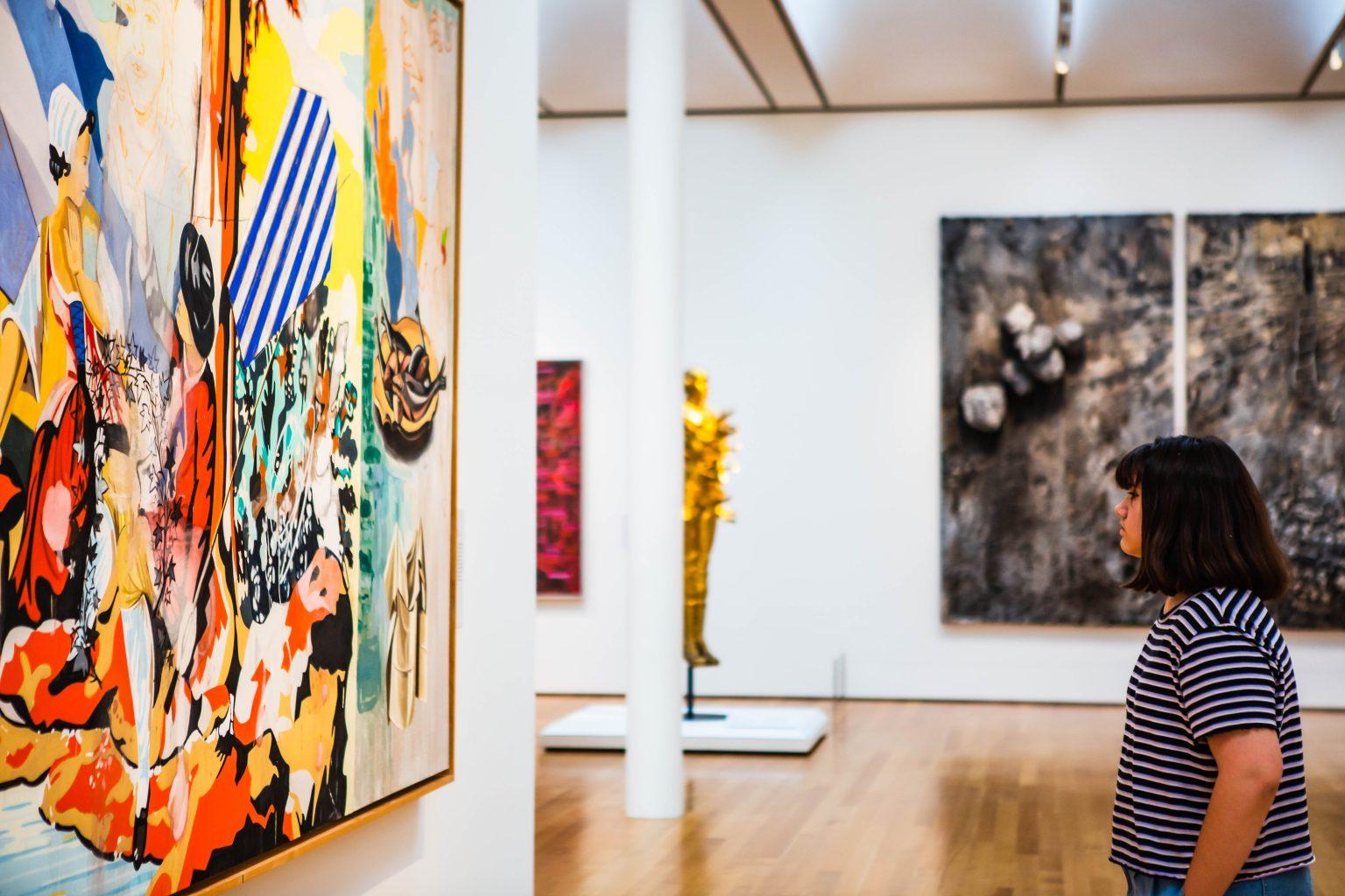 salon art contemporain slider