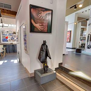 Lill'art galerie art Lille