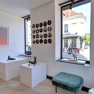 MAG galerie art Lille