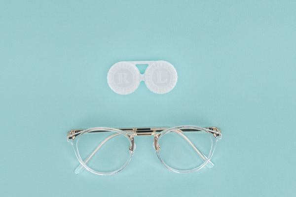 lentille lunettes optique