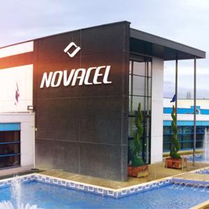 Novacel centre optique
