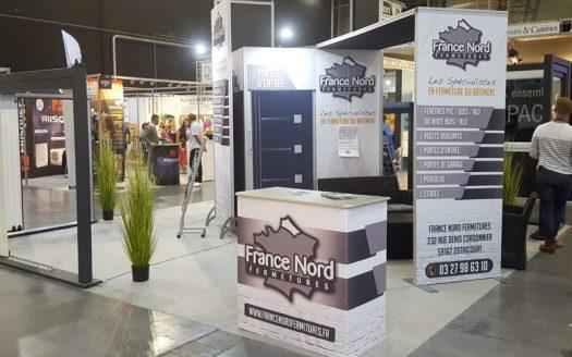 France Nord Fermetures événementiel salons virtuels