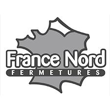 France nord fermeture logo