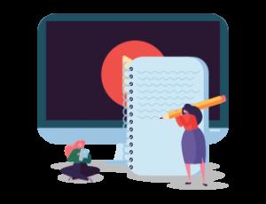 Icone infos salosn virtuels